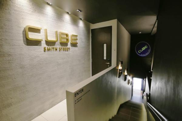 Cube Boutique Capsule Hotel