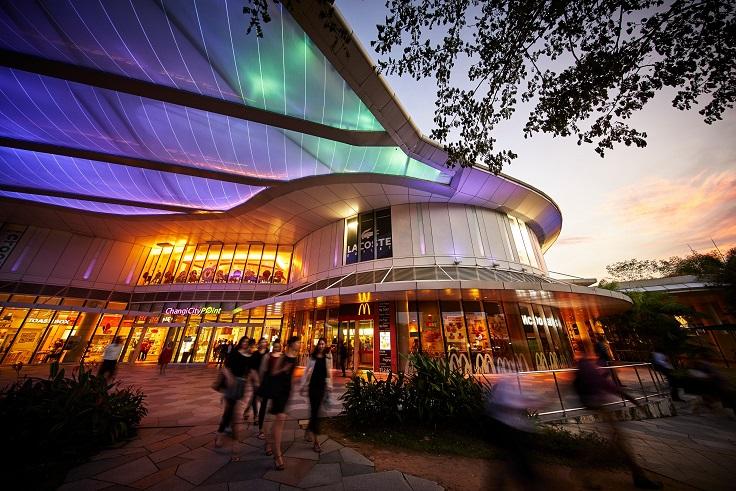 ขาช้อปต้องไป Changi City Point ห้างOutlet สินค้าลดราคาทั้งปีในสิงคโปร์