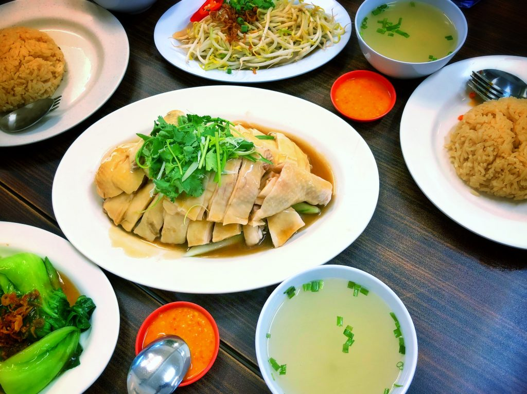 Tian Tian Hainanese Chicken Rice Singapore Travellers